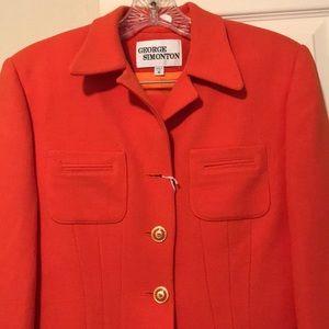 George Simonton Suit! Brand new!